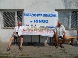 Turniej ringo w Krakowie