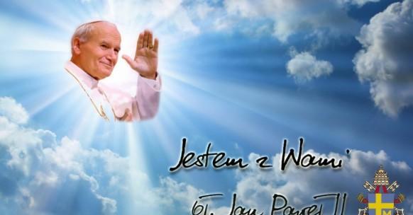 Bł. Jan Paweł II    -   Kanonizacja: Rzym, 27 kwietnia 2014