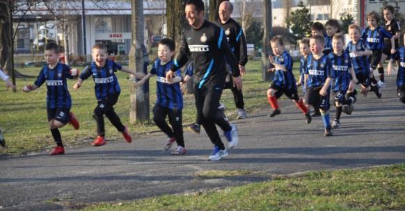 INTER CAMPUS - szkółka piłkarska FC Inter Mediolan zaprasza na treningi (od 6-14 lat)